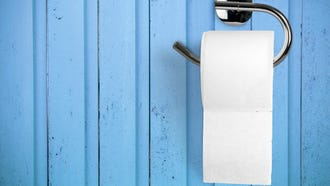 The scientific answer to the over-under toilet paper debate
