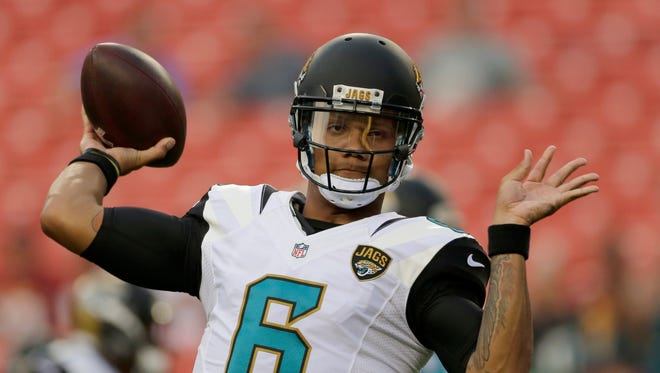 Stephen Morris, who spent training camp with Jacksonville, signed with the Colts on Thursday.
