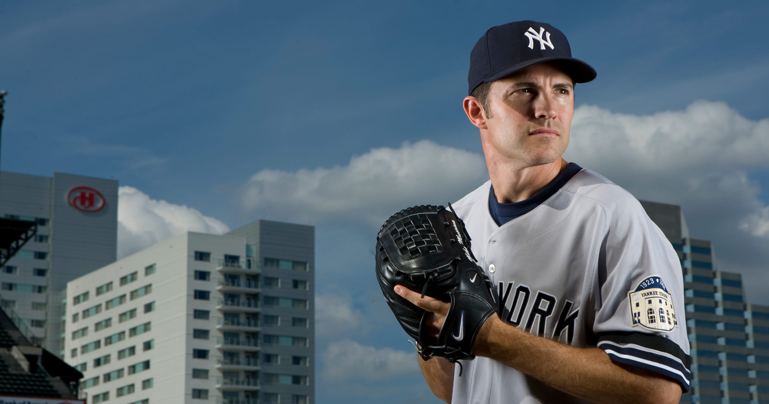 0b54eba16 Hall of Fame case  Mike Mussina climbing steadily