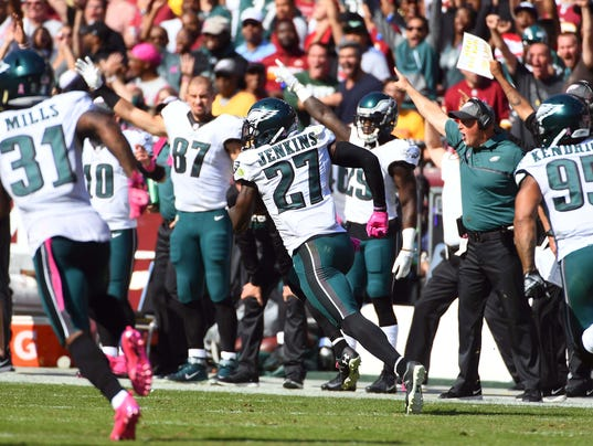 Eagles, Browns rib NFL for social media rules with makeshift highlights