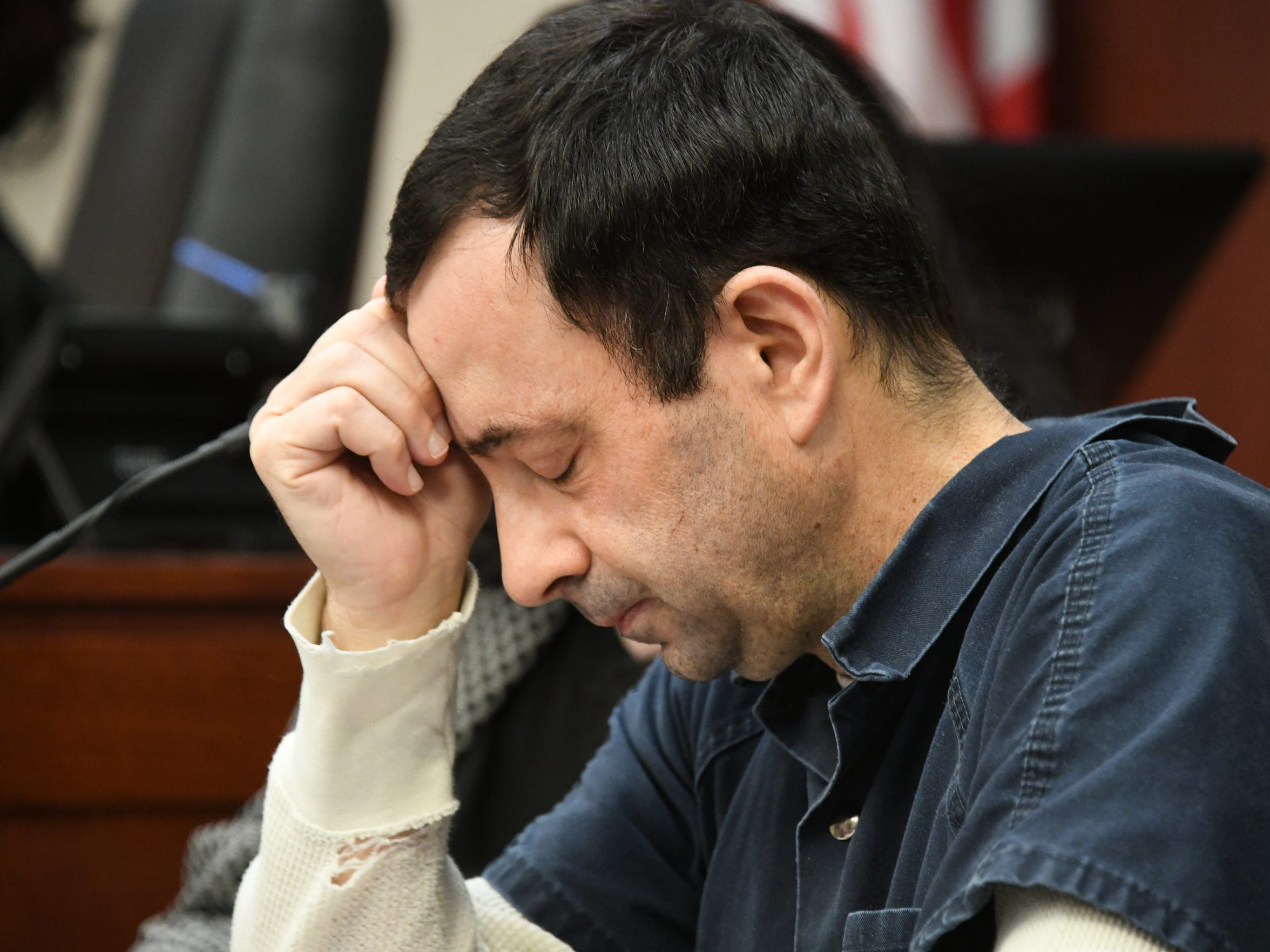 Nassar is forced to listen to days of victims' impact statements in court, as they tell their stories and the lasting effect his crimes have had on them.