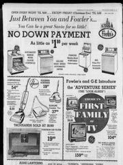 NO DOWN PAYMENT at Fowler's before Christmas. Check