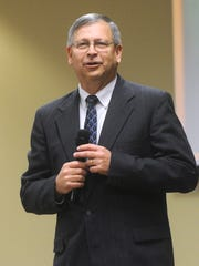 Wylie ISD Superintendent Joey Light