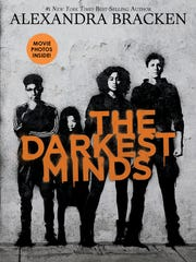 """The Darkest Minds"" cover"