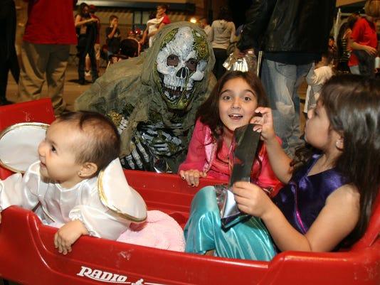 10/25: Halloween Monster Bash