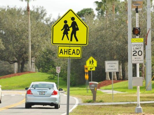 Odyssey Charter speed limit
