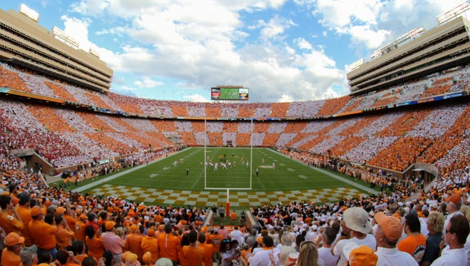 It remains to be seen whether junior college defensive tackle will suit up at Neyland Stadium this season.