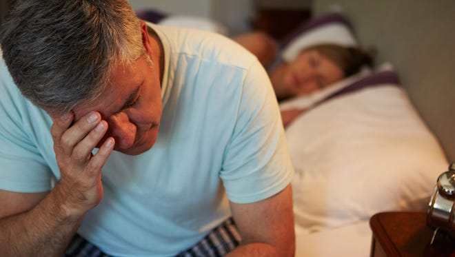 Research suggests that sleeping five hours or less a night can, over time, increase your risk of developing or worsening high blood pressure.