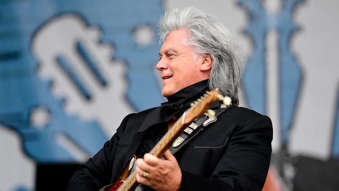 Marty Stuart joins the Country Thunder lineup.