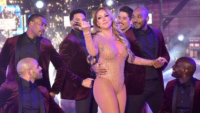 Mariah Carey returns to perform on ABC this New Year's Eve despite a botched effort last year.