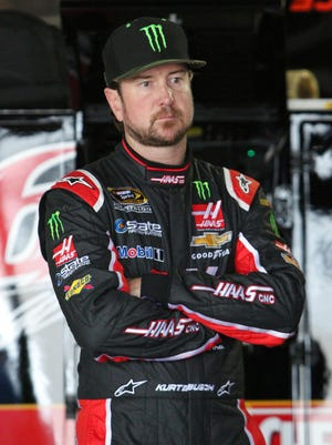 Kurt Busch has completed every lap so far this Sprint Cup season - all 5,673 of them.