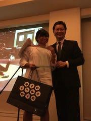 Shania Bulala wins 2017 Shieh Su Ying Scholar Female