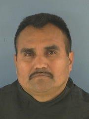Juan Carlos Hernandez-Camacho, 44, of Okeechobee. Charge: