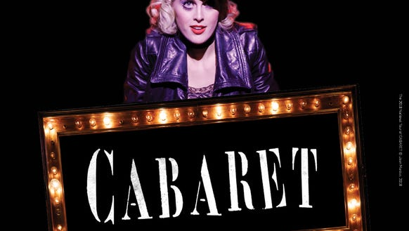 """The musical """"Cabaret"""" will be at the Washington Pavilion"""