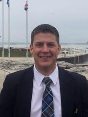 Port Washington Mayor Tom Mlada.
