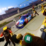 Video | Drivers say Kentucky Speedway is rough