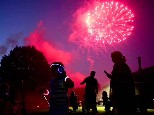 Owego Fourth of July celebration, featuring The Kirby