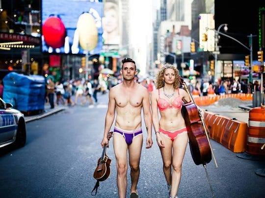 The Skivvies will perform June 24 at Hamilton Stage for the Performing Arts in Rahway.