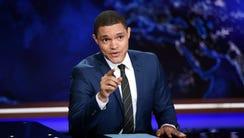 'The Daily Show' host Trevor Noah.