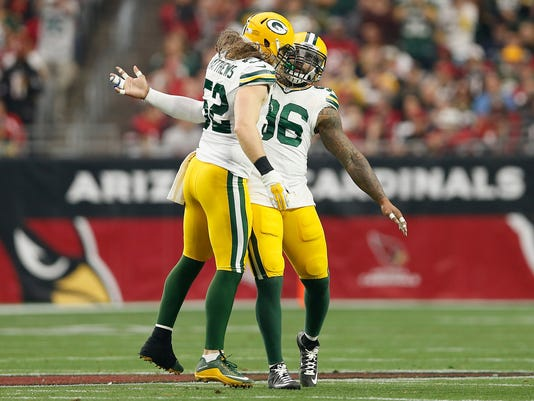 Clay Matthews, Mike Neal