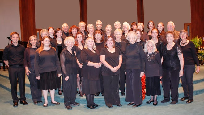 The Twin Lakes Community Choir is slated to perform its Spring Concert at 7 p.m. Saturday and again at 2:30 p.m. Sunday in Dunbar Auditorium at Mountain Home High School. Admission is free but donations are accepted.
