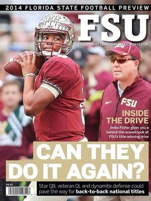 The FSU football preview magazine is now on sale.