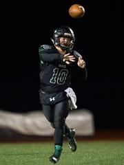 North senior A.J. Wheeler returns at quarterback.