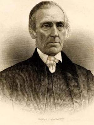 """Levi Coffin, whose Indiana home became known as """"Grand Central Station"""" of the Underground Railroad"""