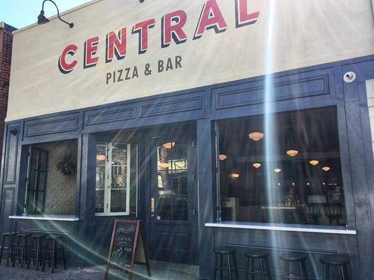 Central is located downtown.