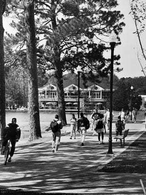 Georgia Southern became the first regional university.