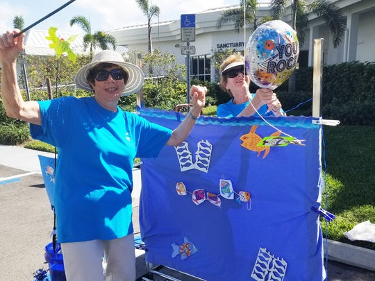 United Church of Marco Island held a Key West-style picnic celebration on Feb. 10.