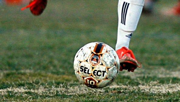 Central boys soccer