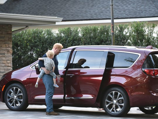 """The Chrysler brand officially debuts its new """"Dad Brand"""""""