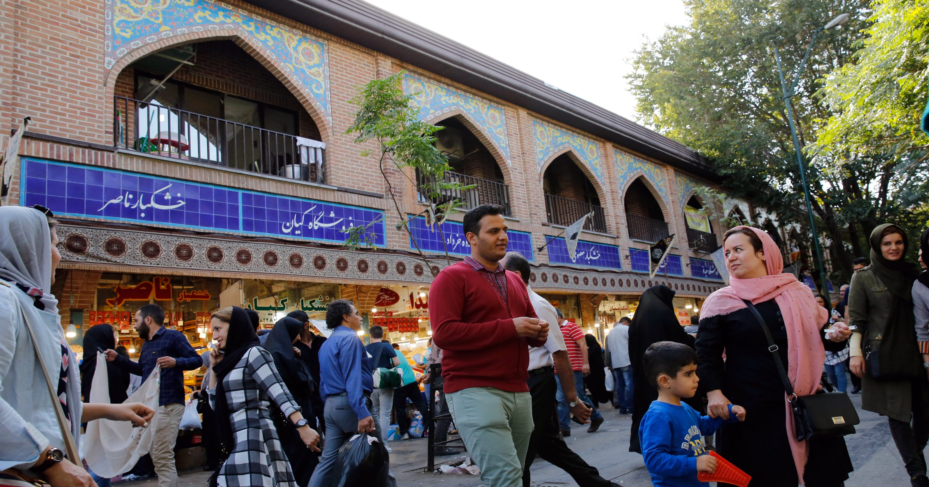 As Us Sanctions Keep Western Businesses Out Of Iran China Seizes