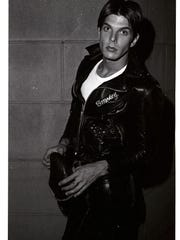 "John ""Smokey"" Condon when he was developing a reputation as a ""pre-punk"" gay icon."