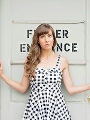 National comedian Emma Arnold will headline a showcase