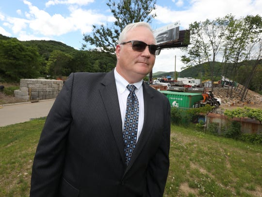 Rockland County Attorney Thomas Humbach is alleging