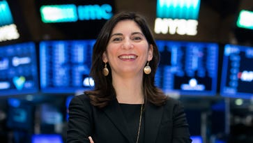 The New York Stock Exchange's new president is a woman, at last