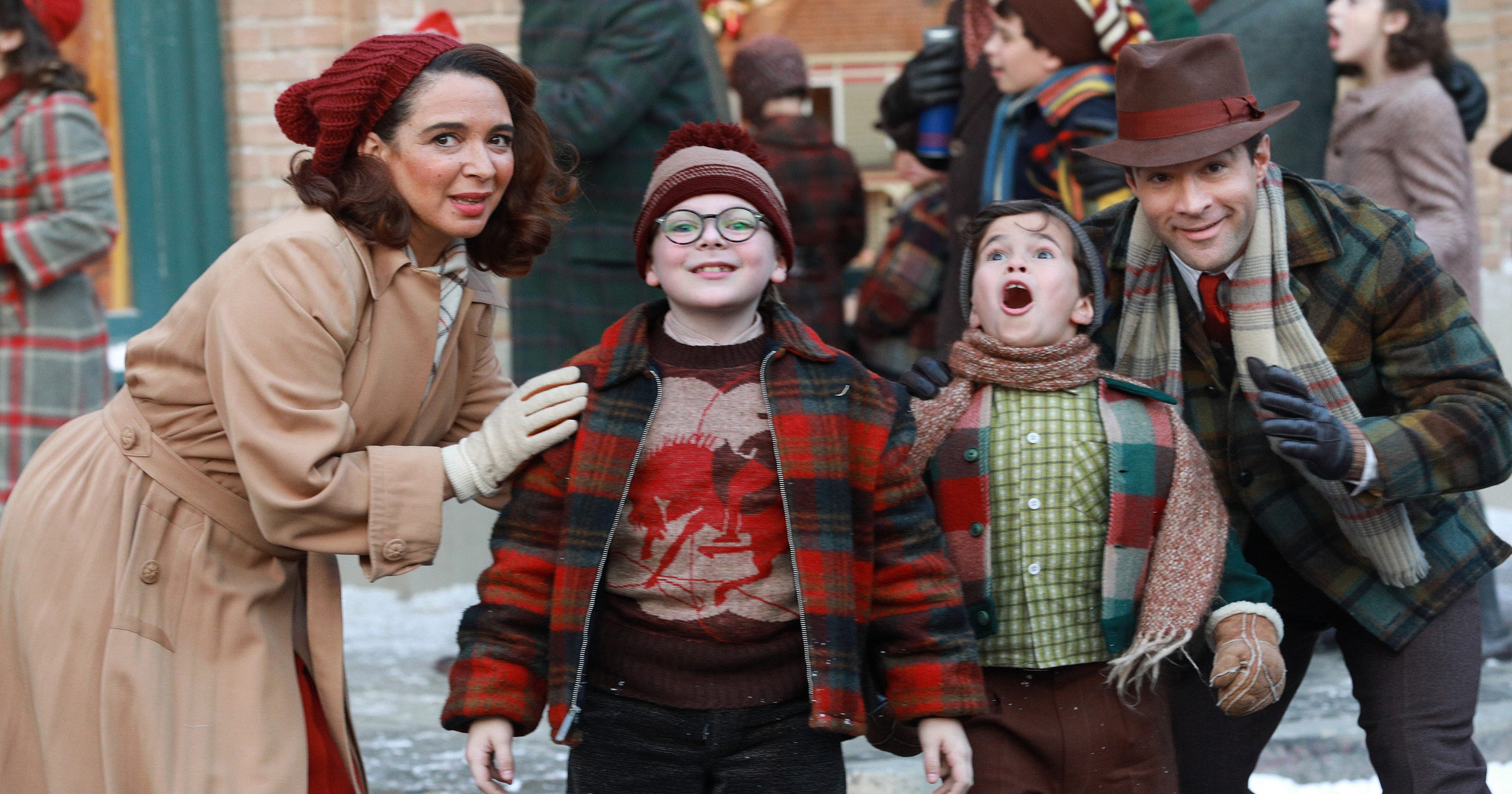 A Christmas Story Live!\' review: Musical shoots its own eye out