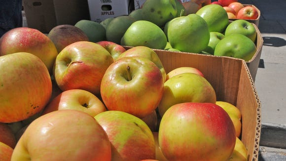 The annual Apple Festival in Hendersonville Sept. 3 will also feature an 8K and 5K road race.