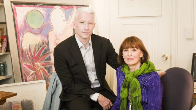 'Nothing Left Unsaid: Gloria Vanderbilt and Anderson Cooper', coming on HBO, finds Cooper speaking with mother about her storied life, as he also does in a new book.