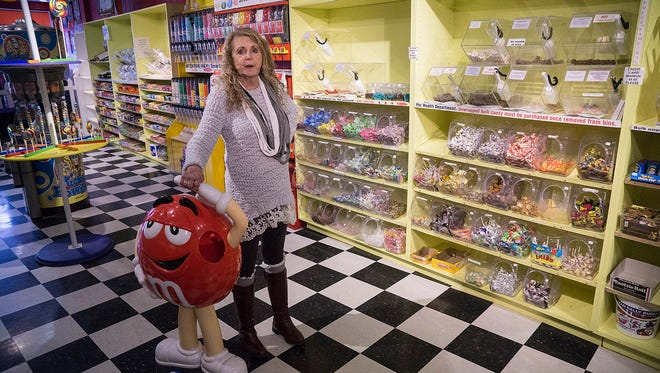 "Sandi McGrew feels ""bittersweet"" about closing The Candy Trail."