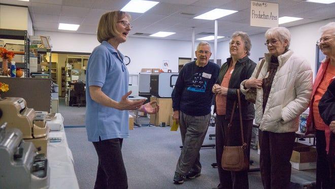 Seedlings founder Debra Bonde talks about the birth of Seedlings, in the basement of her home.
