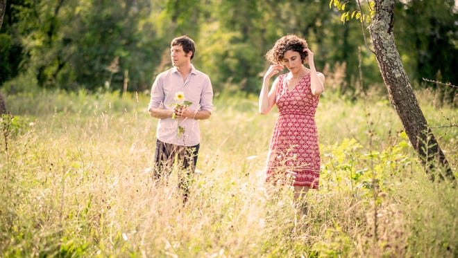 """Bluegrass Unlimited Magazine has said Zoe & Cloyd are """"a musical collaboration that demands to be heard."""""""