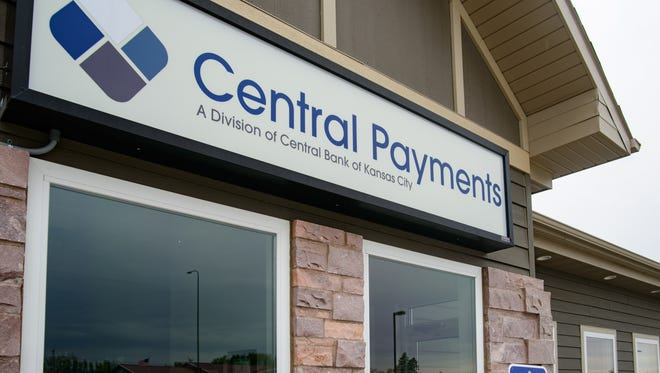 Central Payments headquarters in Dell Rapids.