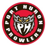 Port Huron Prowlers take first of three-game series against Carolina Thunderbirds, 10-3