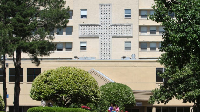 St. Francis Medical Center has been operating in Monroe for more than a century.