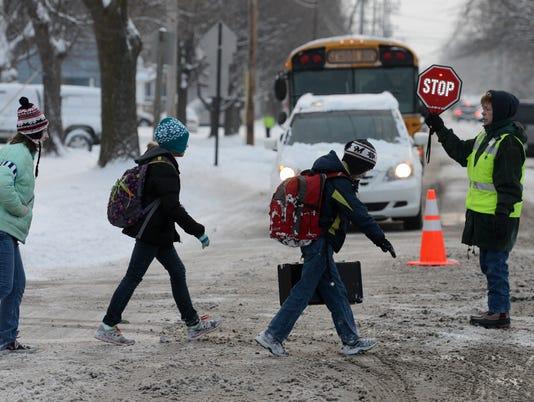 GPG Walk to School Day