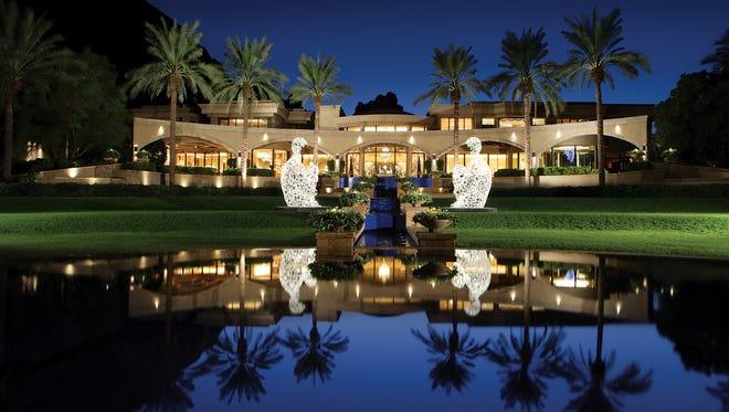 Arizona's priciest home, Villa Paradiso, has an indoor basketball court, hair salon, 12-car garage and 17 bathrooms.