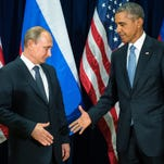 Obama, Putin open talks on deep differences over Syria